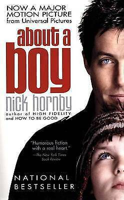 VERY GOOD  About A Boy (Movie Tie-In), Hornby, Nick, Book • 3.65£
