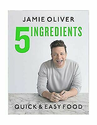 AU37.60 • Buy 5 Ingredients - Oliver, Jamie - New Hardcover