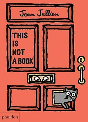 £6.99 • Buy This Is Not A Book By Jullien, Jean Book The Cheap Fast Free Post