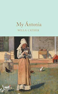 My Ántonia (Macmillan Collector's Library) New Hardcover Book • 8.04£