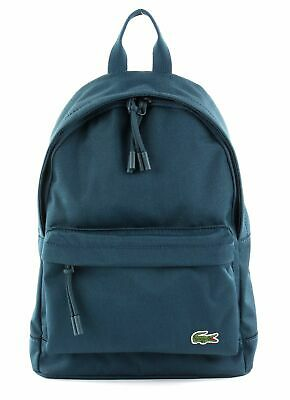 LACOSTE Backpack S Backpack Reflecting Pond • 73.26£