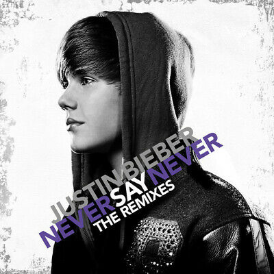 AU25.89 • Buy Justin Bieber - Never Say Never: The Remixes CD NEW