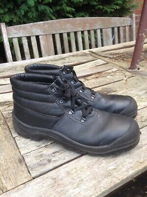 £8.99 • Buy Mans Air Relax PUR Oil Resistant Hard Wearing Protective Work Boots Shoes 11 46