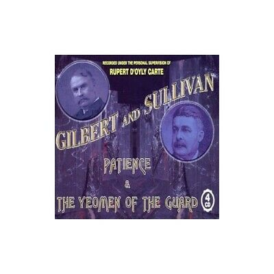 Patience & The Yeomen Of The Guard -  CD GMVG The Cheap Fast Free Post The Cheap • 4.93£