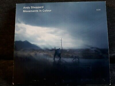 Andy Sheppard - Movements In Colour - CD With Slipcover - ECM Records (2009) • 9.99£