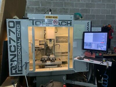 $20000 • Buy Lightly Used - Tormach 770 Mill