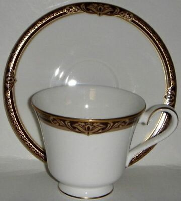 Royal Doulton Tennyson  Footed Cup & Saucer • 29.93£