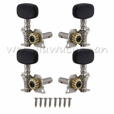 $ CDN13.49 • Buy Tuning Pegs Key Tuner Machine Head W/Mounting Screw For 4 String Ukulele Guitar