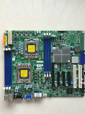 $ CDN136.07 • Buy 100% Working SuperMicro X8DTL-IF Motherboard LGA1366 DDR3 ATX 5600 Supported