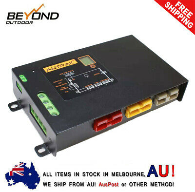 AU160 • Buy Antpak Dual Battery System Dc To Dc Charger Installation Smart Hub For Redarc