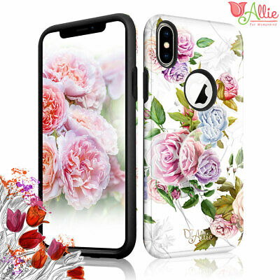 AU10.68 • Buy For Apple IPhone Xs Max 8 Plus 7 [ROSE] Stick Stand Case Cover For Girls Women