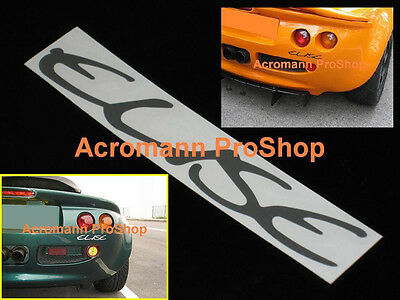 $ CDN15.59 • Buy 2x 6  15.2cm Elise Decal Sticker Lotus S R SC 111 S1 S2 111R 111S Touring Sport