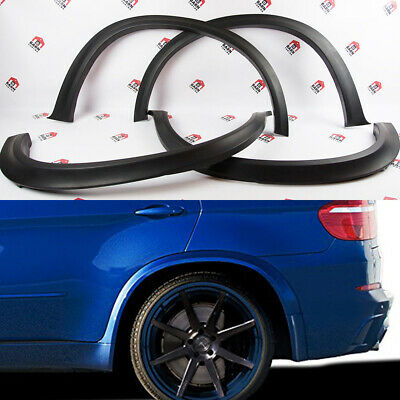 $ CDN212.55 • Buy BMW X5 E70 Fender Flares Extended Wide Wheel Arch SET 4 Psc