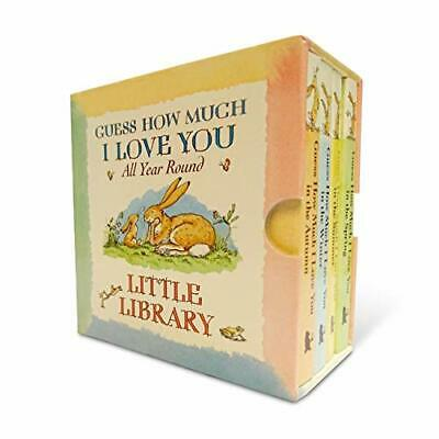 £7.61 • Buy Guess How Much I Love You Little Library: 1 By Sam Mc Bratney New Book