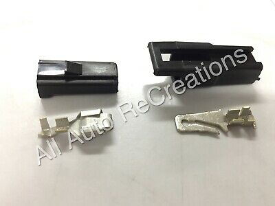 AU6 • Buy 1 Way Connector Kit Male & Female Pin Terminals Holden Monaro GTS HQ HJ HX HZ WB