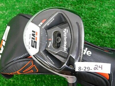 $ CDN236.73 • Buy TaylorMade 2019 M5 15* 3 Wood Tensei CK 65 Stiff Graphite With Headcover