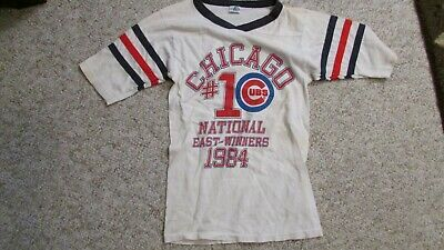 new arrival 1083f 7f449 vintage chicago cubs shirt