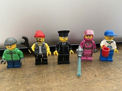 £4.99 • Buy 5 X LEGO MINIFIGURE CITY Series With Accessories