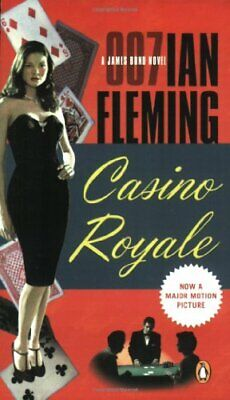 Casino Royale (James Bond 007) By Fleming, Ian Book The Cheap Fast Free Post • 23.99£