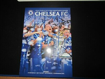 £2.99 • Buy 2015-16 Chelsea Official Year Book