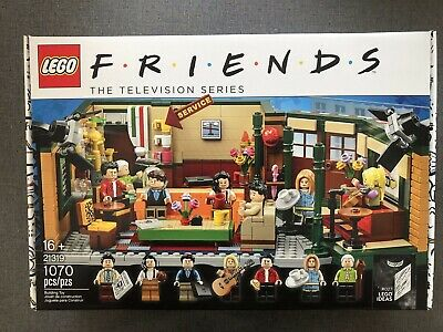 $95 • Buy LEGO Ideas Friends Central Perk 21319 Brand New  Free Priority Shipping