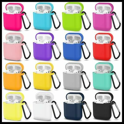 AU4.75 • Buy Shockproof Case Cover Gel Skin Strap Case Tough Holder For Apple Airpods 1 2 NEW