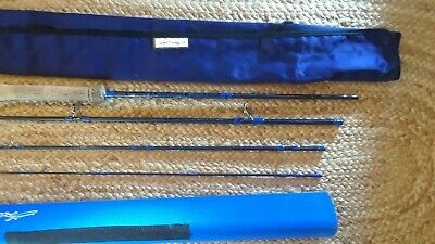 $160 • Buy Gold Cup Fly Fishing Rod With Travel Tube Case  9'0  #8 , 4pieces  NEW