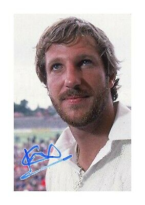 Ian Botham 2 Headingley 1981 A4 Reproduction Signed Poster Choice Of Frame • 6.95£