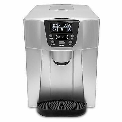 $249.46 • Buy Whynter Ice Maker And Water Dispenser - Silver New