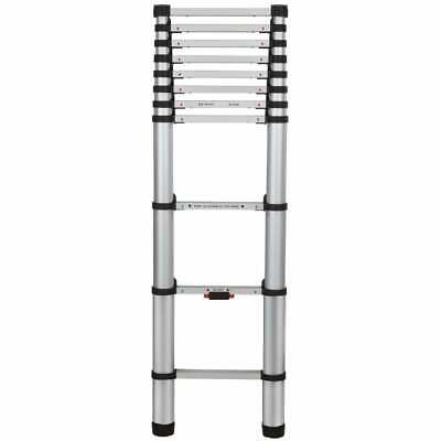 YOUNGMAN 3.2M Telescopic Aluminiun Extension Extending Ladder - 30113318 • 104.95£