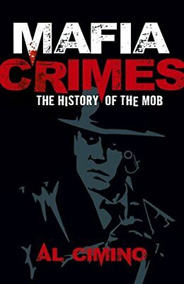 Mafia Crimes New Paperback Book • 7.87£