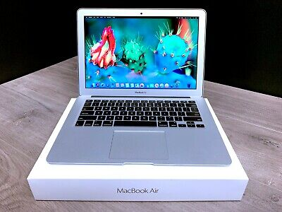 $679 • Buy Apple Macbook Air 13 Os-2018 Core I7 **huge 512gb Ssd** 3 Year Warranty / 8gb