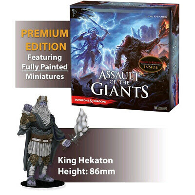 AU165 • Buy D&D Assault Of The Giants Premium Edition Board Game