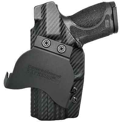 $44.95 • Buy Concealment Express Smith & Wesson M&P 9C/40C Compact Gen 1 OWB KYDEX Paddle Hol