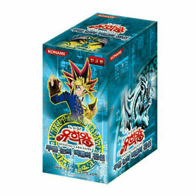 AU45.23 • Buy RE-REALEASED ! Yugioh Cards  Legend Of Blue Eyes White Dragon   Box / Korean