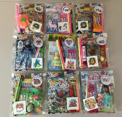 £1.40 • Buy Pre Filled Kids / Childrens Party Bags - Boys  Girls  Unisex - MIN ORDER 6 BAGS