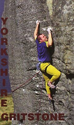 £21.99 • Buy Yorkshire Gritstone: A Rock Climbing Guide By Musgrove, Dave Hardback Book The