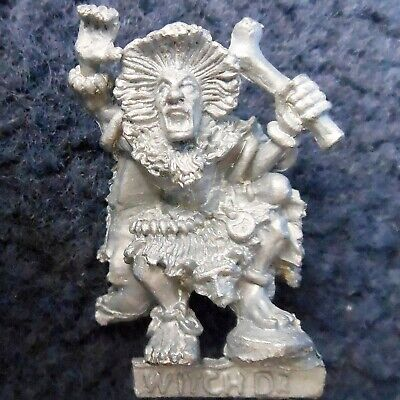 £19 • Buy 1985 TL11 Talisman Adventure Witch Doctor Dungeons & Dragons Games Workshop AD&D
