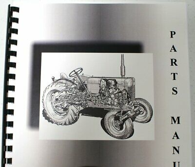 AU24.48 • Buy New Holland 489 Mower Conditioner Parts Manual