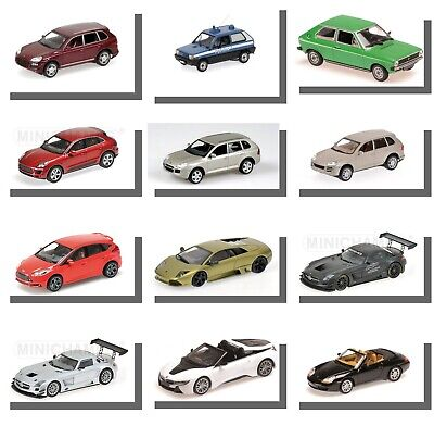 Minichamps 1/43 Road Cars - Some Special Offers. • 49.99£