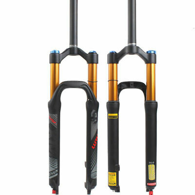 £97.21 • Buy 26  Mountain Bicycle Air Shock Front Forks Aluminium Alloy Bike Suspension Fork