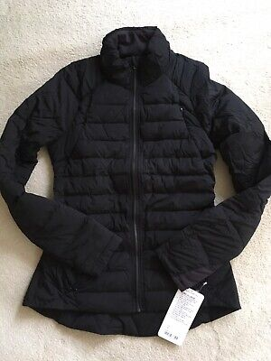 $ CDN429.99 • Buy Lululemon Fluffed Up Jacket Original Release Black 8