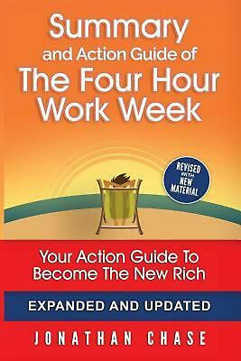 AU24.47 • Buy The 4 Hour Work Week Summary: Action Guide To Escape 9 - 5, Live Anywhere, And J