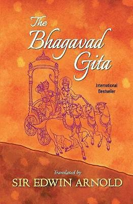 AU29.92 • Buy Bhagavad Gita By Arnold Sir Edwin Arnold (English) Paperback Book Free Shipping!