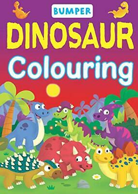 £3.59 • Buy Brown Watson Bumper Dinosaur Colouring Book The Cheap Fast Free Post