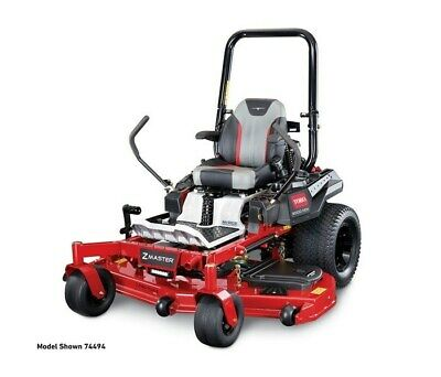 AU12999 • Buy TORO 60  TITAN HD 2000 Series MyRIDE Zero Turn Lawnmower