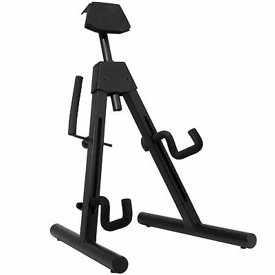 $ CDN50.74 • Buy Fender Universal A-Frame Electric Guitar Stand, Black