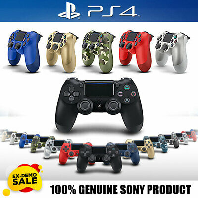 AU59.99 • Buy OFFICIAL Sony Playstation 4 Controller V2 Dualshock 4 Wireless PS4 Gamepad PS4