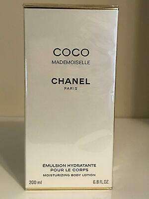 CHANEL COCO MADEMOISELLE Moisturizing Body Lotion 6.8 Oz. • 68.99$