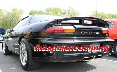 $399.88 • Buy Painted FOR CHEVY CAMARO 1993-2002 SS FACTORY STYLE SPOILER WING & SLP LIGHT